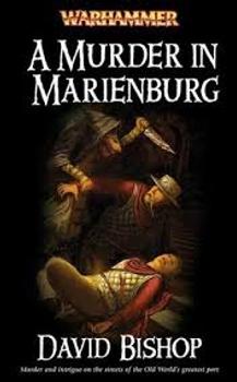 A Murder in Marienburg Alt Cover