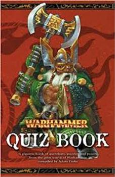 Warhammer Quizz Book