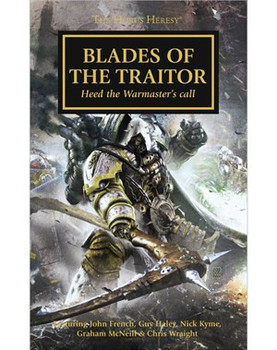 HH: Blades of the Traitor A5 HC