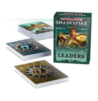 110-24-60 WHU: Shadespire Leaders Cards