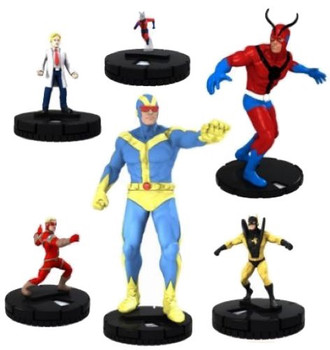 Heroclix Ant-Man Box Set