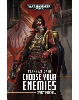 BL2521 Ciaphas Cain: Choose your Enemies HC