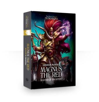 Primarchs 3: Magnus the Red: Master of Prospero. (Hardback)