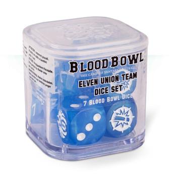200-20 Blood Bowl: Elven Union Dice Set