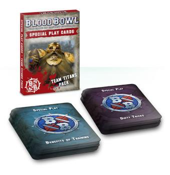 200-04 Blood Bowl: Team Titans Card Pack