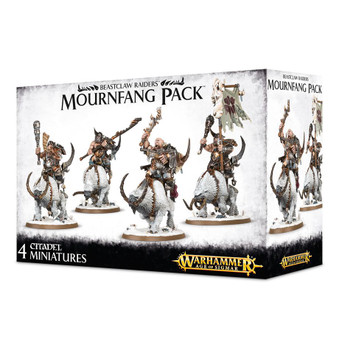 95-14 Beastclaw Raiders Mournfang Pack