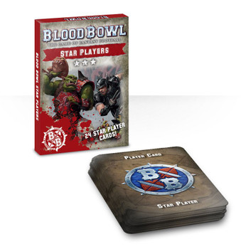 200-39 Blood Bowl: Star Players Card Pack