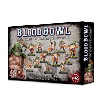 200-57 Blood Bowl: Nurgle's Rotters Team