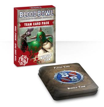 200-49-60 Blood Bowl: Nurgle Team Cards