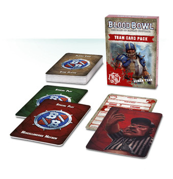 200-33-60 Blood Bowl: Human Team Card Pack