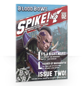 200-43-60  Blood Bowl: Spike! The Fantasy Football Journal - Issue 2