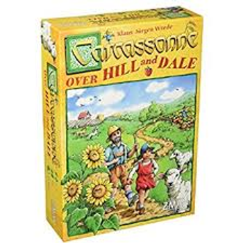 Carcassonne Over Hill and Dale