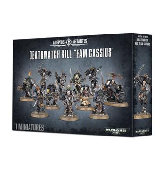 39-11 Kill Team: Deathwatch Cassius