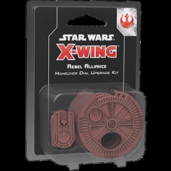 Rebel Alliance Maneuver Dial Upgrade Kit