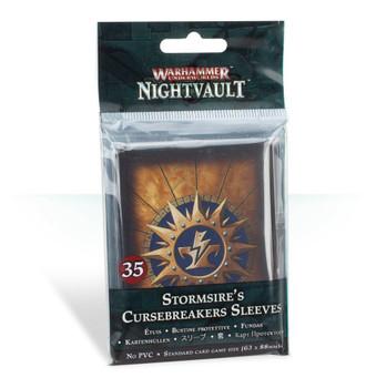 110-26 WH Underworlds: Stormsires Cursebreakers Sleeves