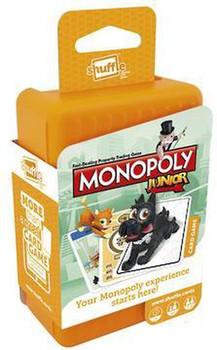 Shuffle Monopoly Junior
