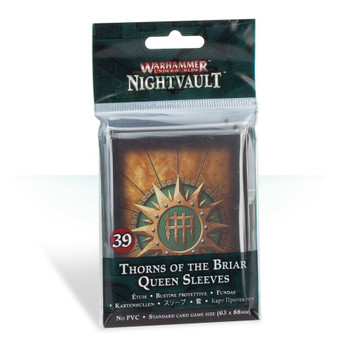 110-27 WH Underworlds: Thorns of the Briar Queen Sleeves