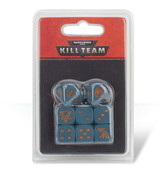 102-20 WH 40K Kill Team: Elucidian Starstriders Dice