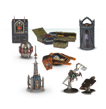40-43 Sector Imperialis: Objectives