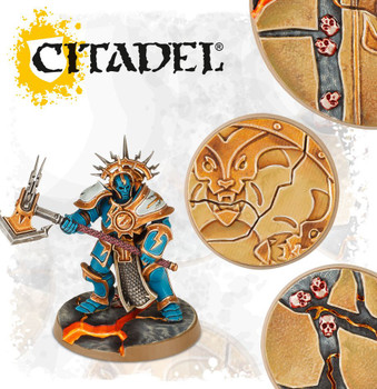 66-97 AOS: Shattered Dominion: 65 & 40mm Round Bases