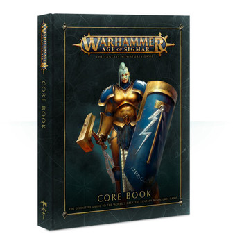 80-02 Warhammer: Age of Sigmar Core Rules 2018