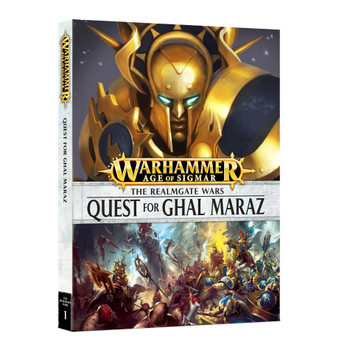 80-05 Realmgate Wars 1: The Quest for Ghal Maraz
