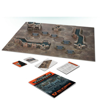 102-29-60 WH 40K Killzone: Wall of Martyrs
