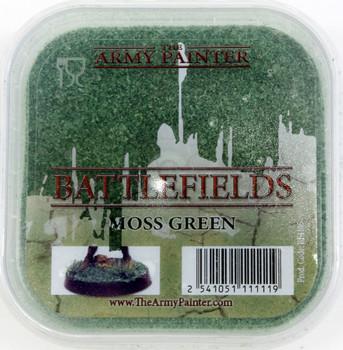 Battlefield Moss Green tub