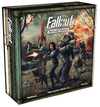 Fallout Wasteland Warfare Two Player Starter