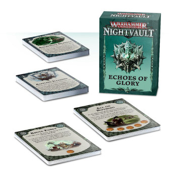 110-29-60 WH Underworlds: Echoes of Glory Card Pack
