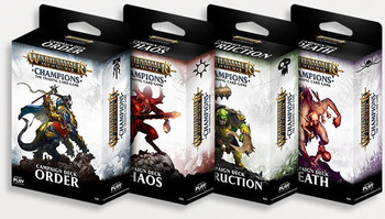 WH Age of Sigmar Champions Campaign Decks