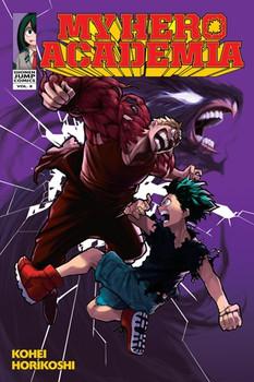 My Hero Academia vol 9