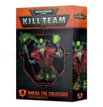 102-36-60 WH 40K Kill Team Commander: Ankra the Colossus