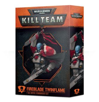 102-41-60 WH 40K Kill Team Commander: Fireblade Twinflame