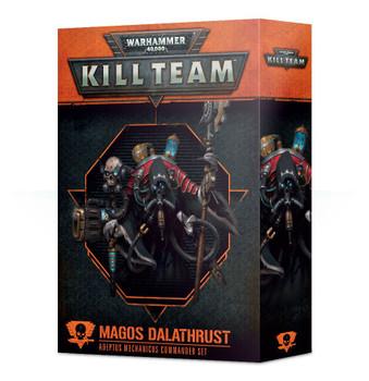 102-42-60 WH 40K Kill Team Commander: Magos Dalathrust