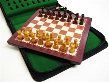 Magnetic Chess Deluxe Travel Set 150mm