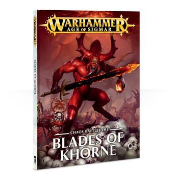 83-01 Battletome: Blades of Khorne (1e)