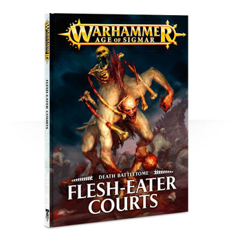 91-03 Battletome: Flesh-Eater Courts (1e)