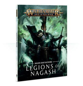 91-04 Battletome: Legions of Nagash