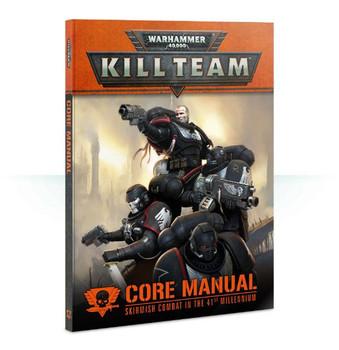 102-01-60 WH 40K Kill Team Manual