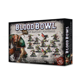 200-11 Blood Bowl: The Skavenblight Scramblers