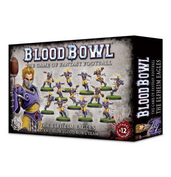 200-36 Blood Bowl: The Elfheim Eagles Team