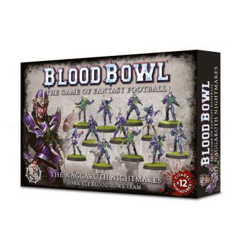 200-54 Blood Bowl: The Naggaroth Nightmares