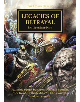 Horus Heresy: Legacies of Betrayal(Hardback)