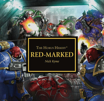Horus Heresy: Red-Marked(Audiobook)