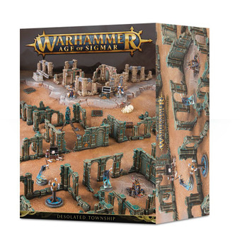 64-79 Age of Sigmar Desolated Township