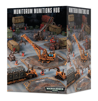 64-78 Sector Mechanicus Munitorum Munitions Hub