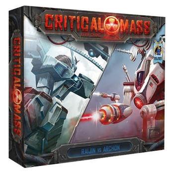 Critical Mass Raijin Vs Archon