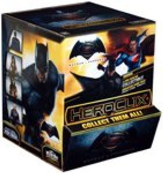 Heroclix Batman Vs Superman foil pack