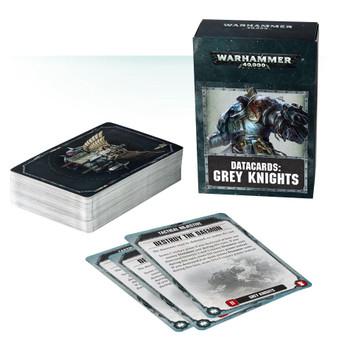 57-02 Datacards: Grey Knights 2017